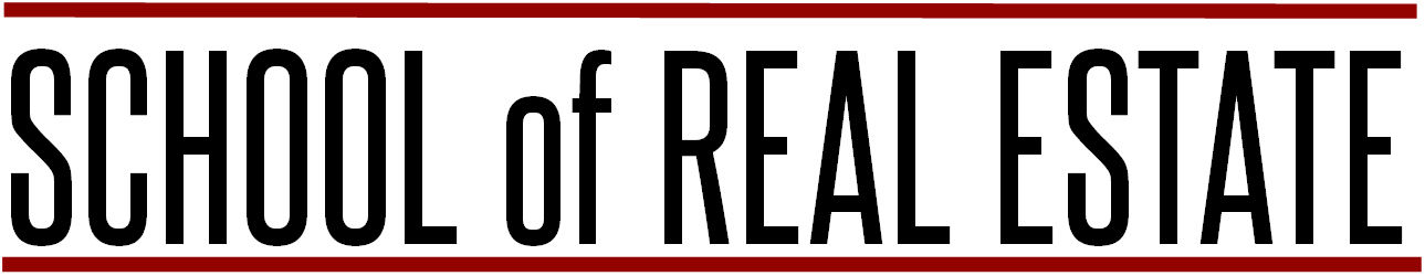 School of Real Estate Logo
