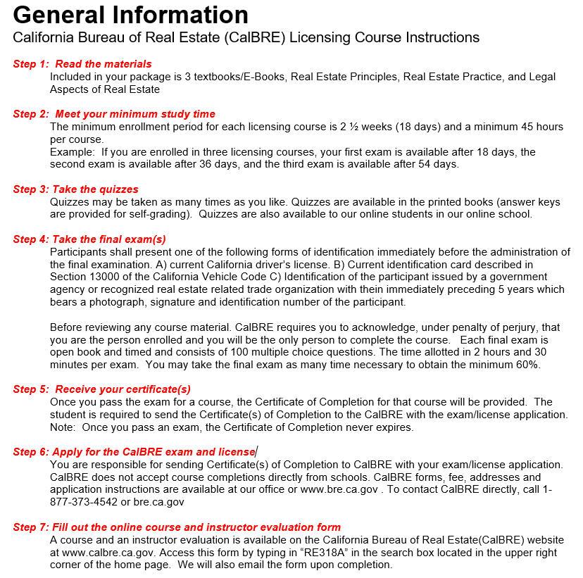 general Info 1